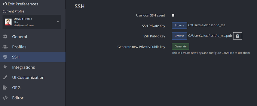 passphrase requested even after ssh-keygen